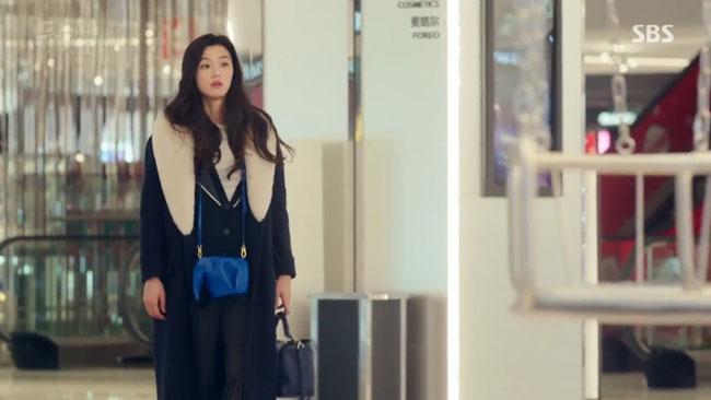 "Jun Ji Hyun in ""The Legend of the Blue Sea"" episode 11 c/o SBS"