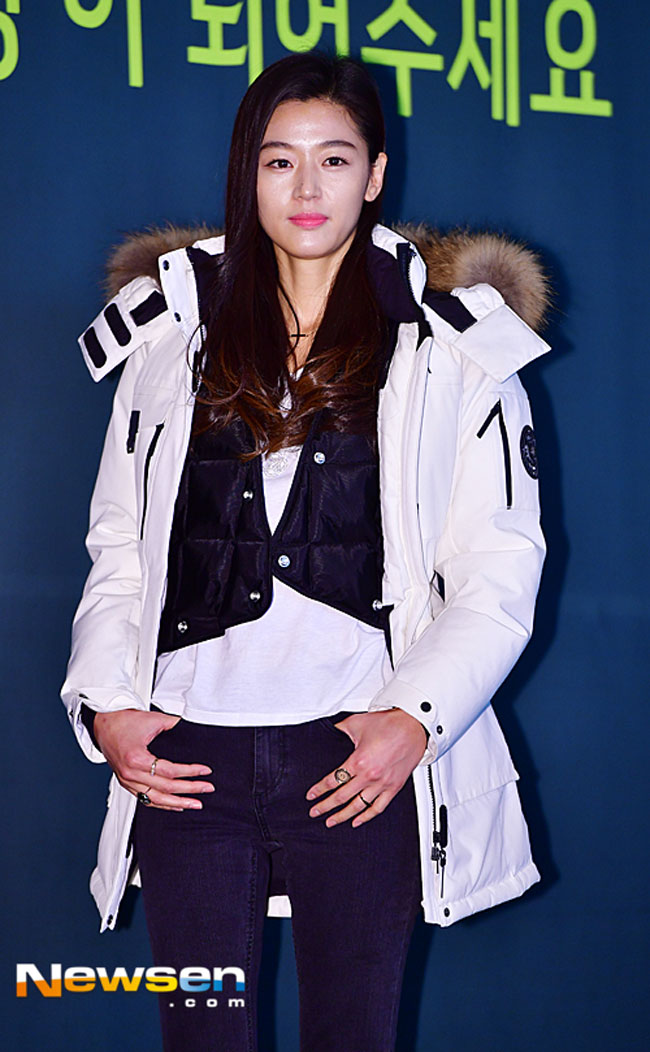 Jun Ji Hyun c/o Newsen