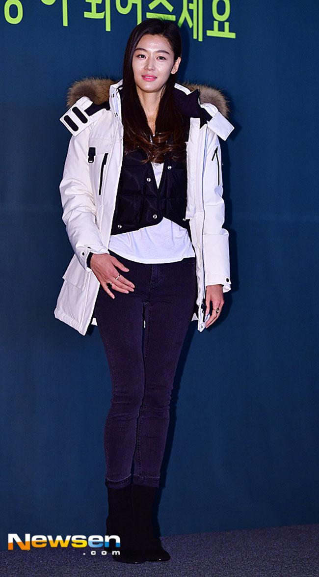 Jun Ji Hyun c/o Newsen
