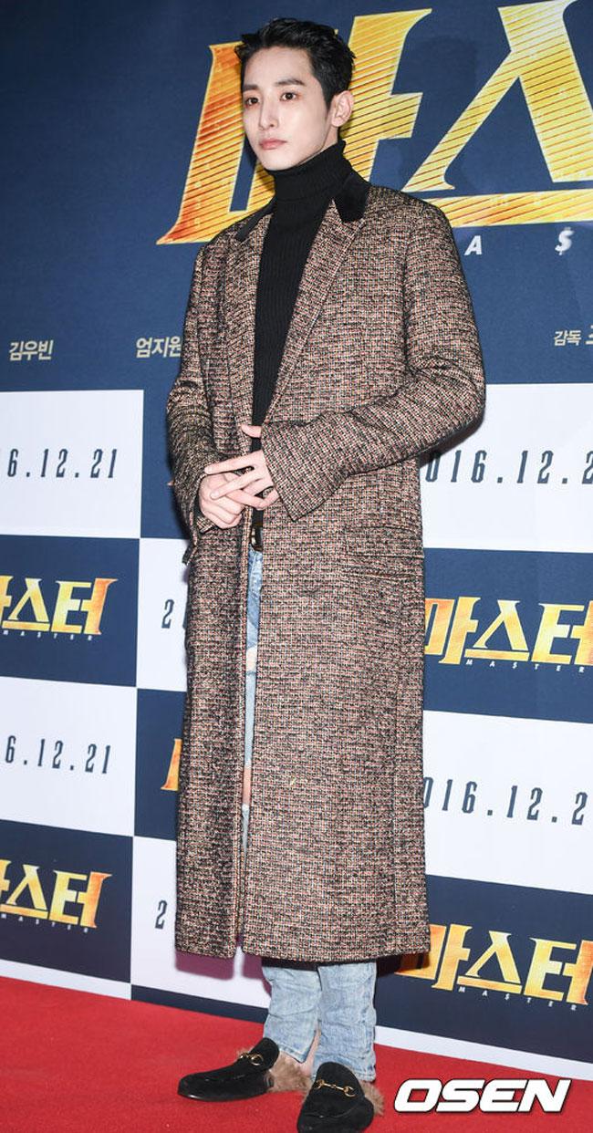 Lee Soo Hyuk c/o OSEN