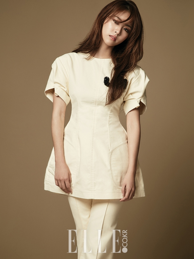 Lee Yeon Hee photo c/o Elle