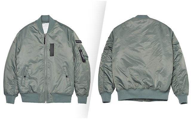 Stereo Vinyls MA-1 Jacket