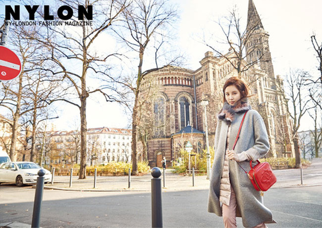 Seohyun c/o Nylon