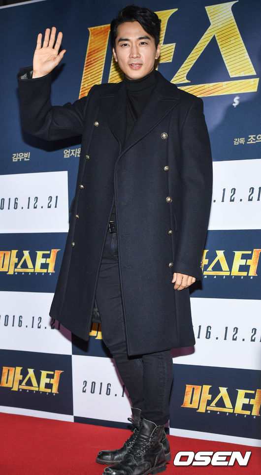 Song Seung Heon c/o OSEN