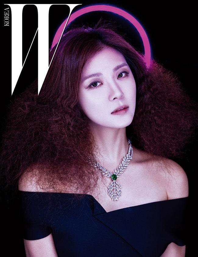 Ha Ji Won c/o W