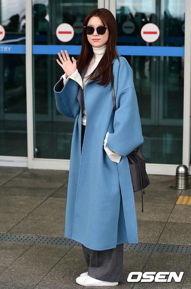 Han Hyo Joo c/o OSEN