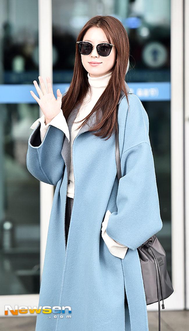 Han Hyo Joo c/o Newsen
