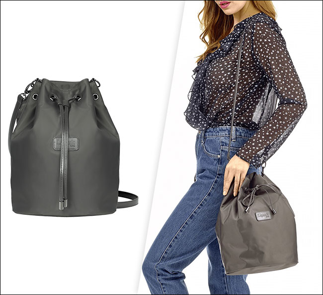Lipault Lady Plume Bucket Bag
