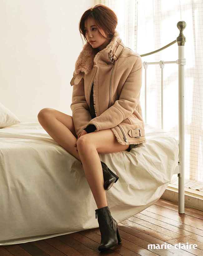 Han Hyo Joo c/o Marie Claire