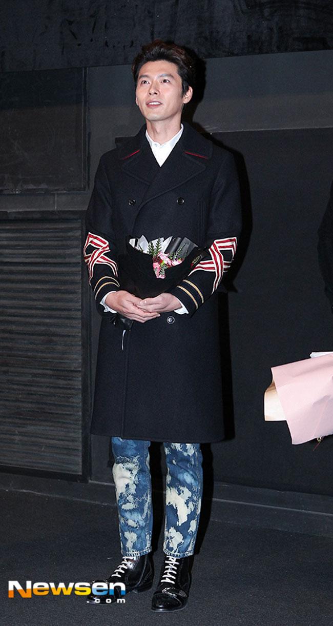 Hyun Bin c/o Newsen