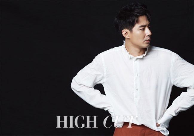 Jo In Sung c/o High Cut