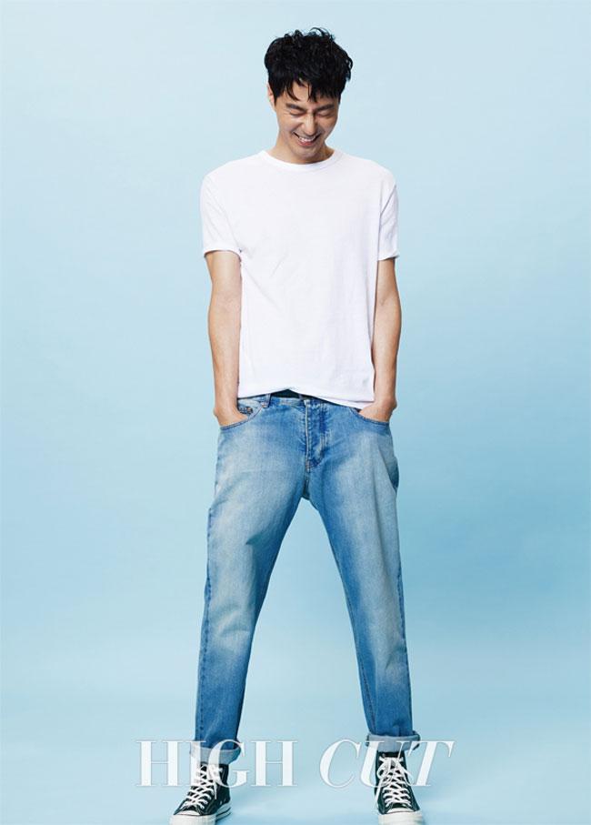 Jo In Sung c/o High Cut