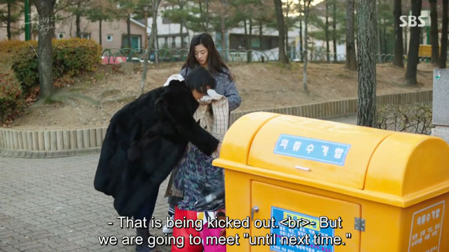 "Jun Ji Hyun in ""The Legend of the Blue Sea"" episode 5 c/o SBS"