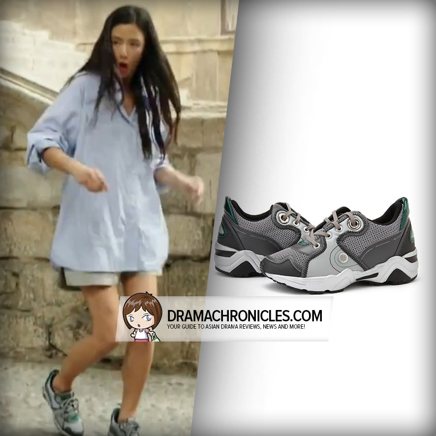 Suecomma Bonnie Miracle Grey Sneakers