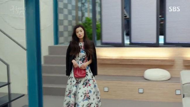 "Jun Ji Hyun in ""The Legend of the Blue Sea"" episode 8 c/o SBS"