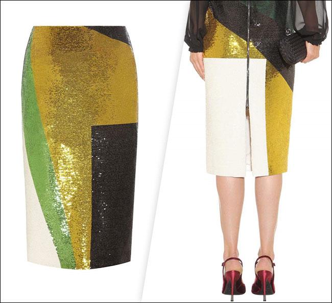 Tom Ford's Skirt