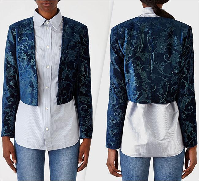 Lanvin Cropped Jacket