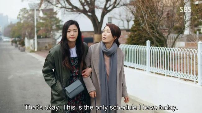 "Jun Ji Hyun in ""The Legend of the Blue Sea"" episode 14 c/o SBS"