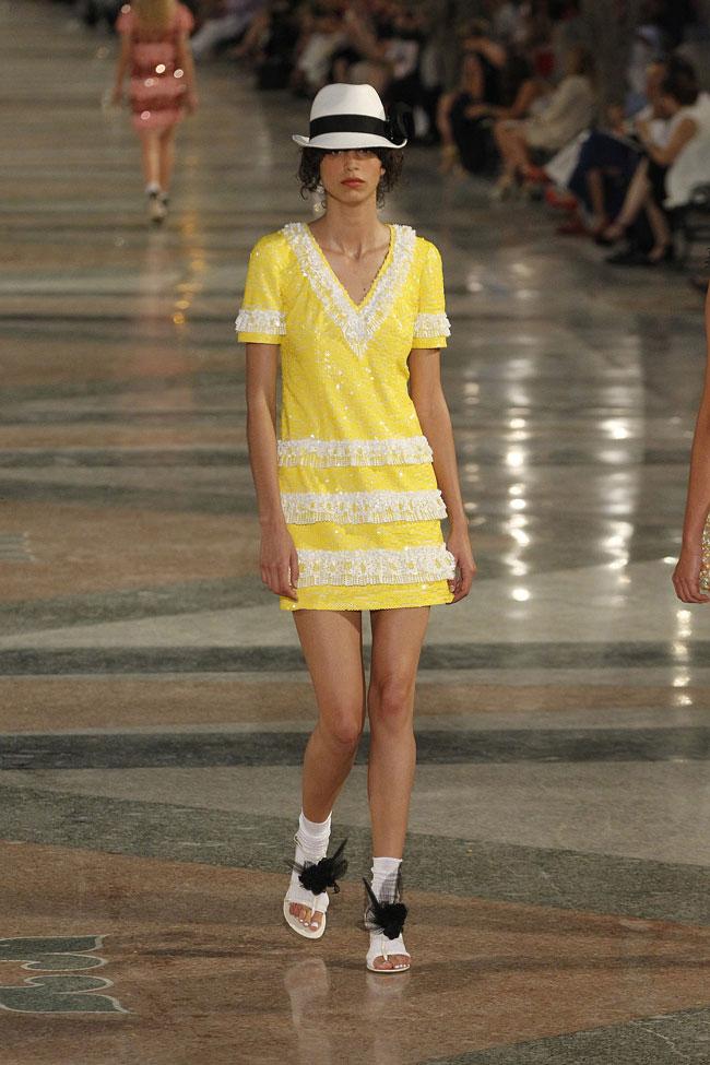 Chanel Jersey Dress