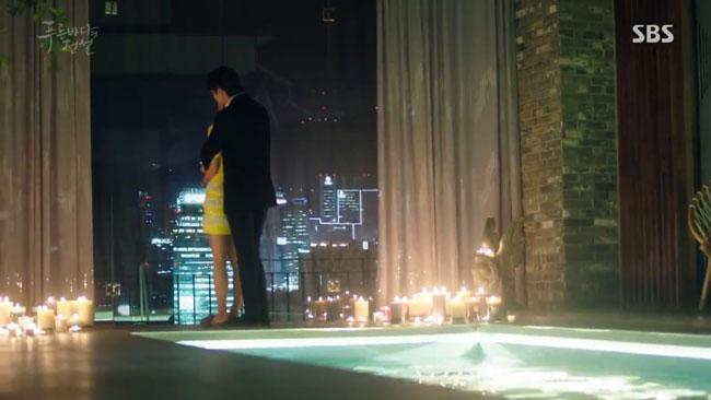 "Jun Ji Hyun in ""The Legend of the Blue Sea"" episode 19 c/o SBS"