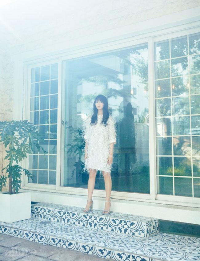 Kim So Hyun c/o Allure