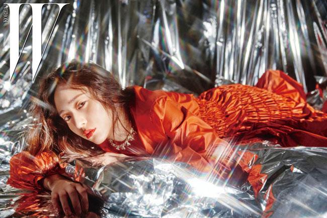 Krystal Jung c/o W
