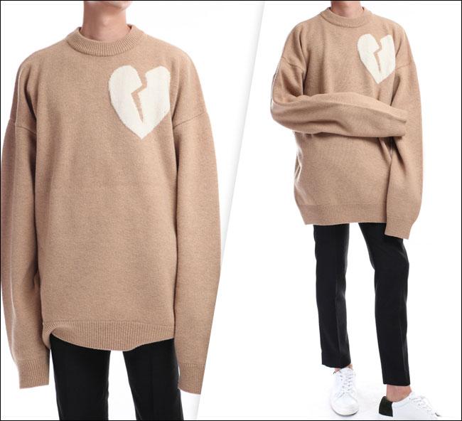 Blindness Sweater