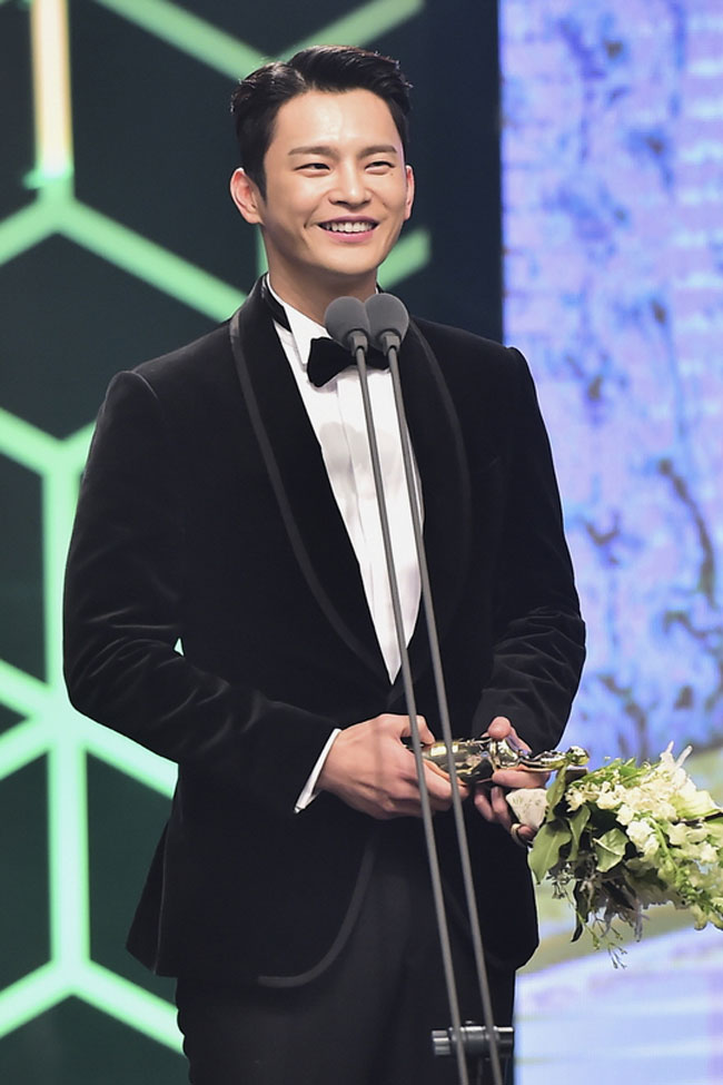 Seo In Guk c/o Newsen