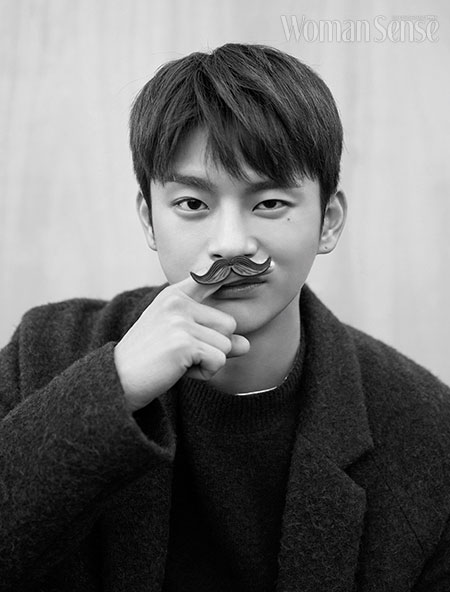 Seo In Guk c/o Woman Sense