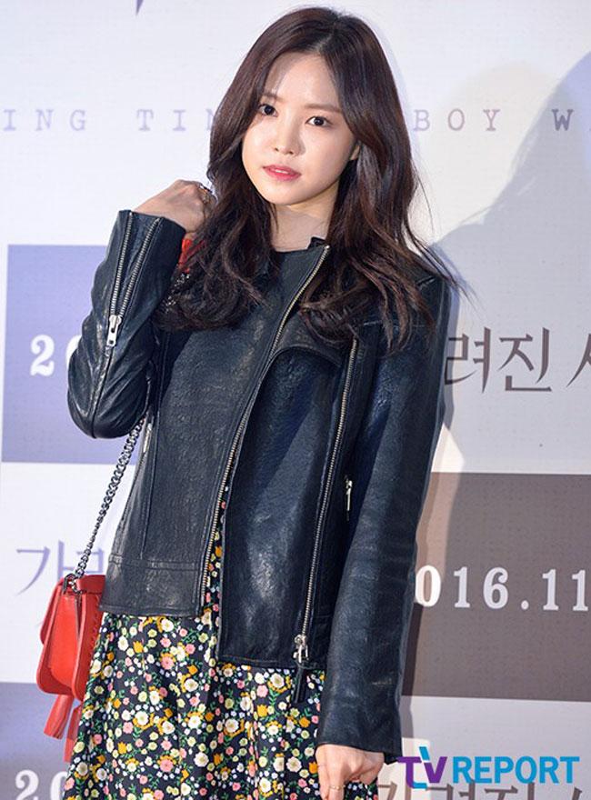 Son Na Eun c/o TV Report