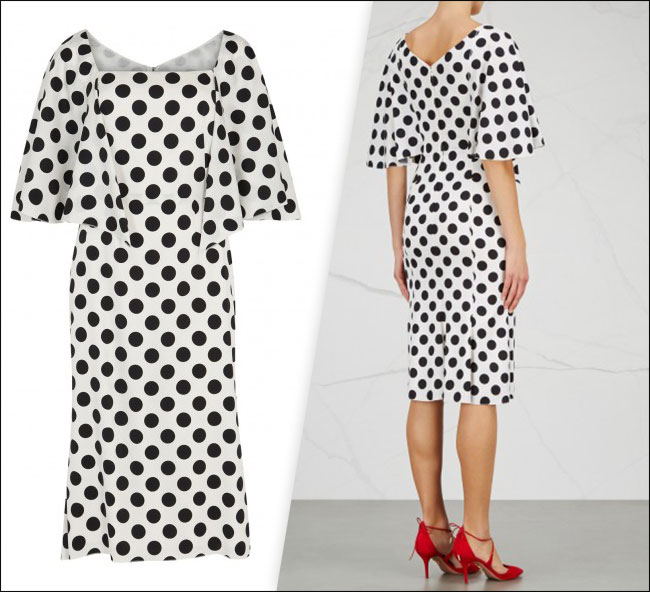 Dolce&Gabbana Polka Dot Dress