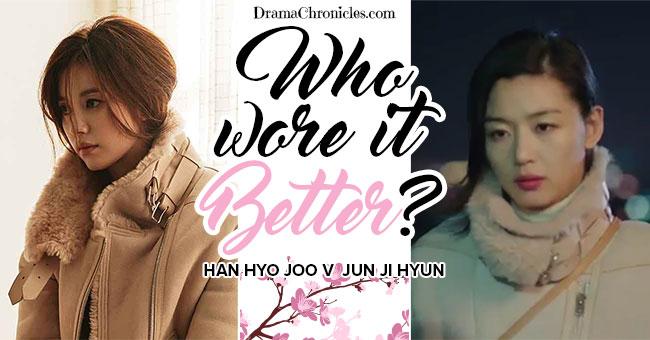 Han Hyo Joo vs Jun Ji Hyun