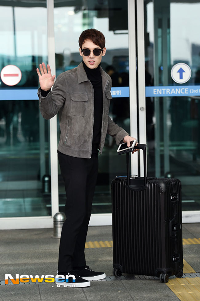 Yoo Yeon Seok c/o Newsen