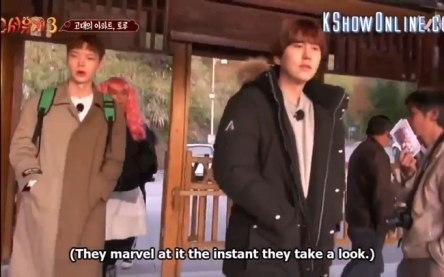 "Ahn Jae Hyun c/o tvN ""New Journey To The West"" Season 3 Ep 06"