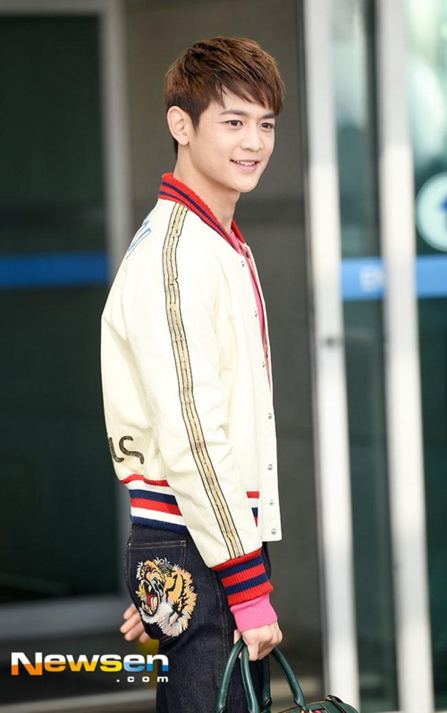 Choi Minho c/o Newsen