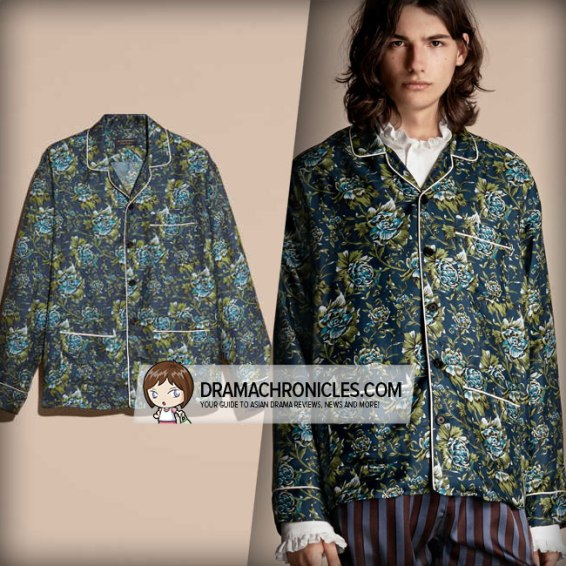 Burberry Pyjama-style Shirt