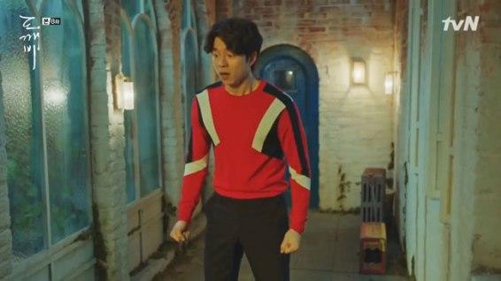 """Gong Yoo c/o """"Goblin"""" tvN"""