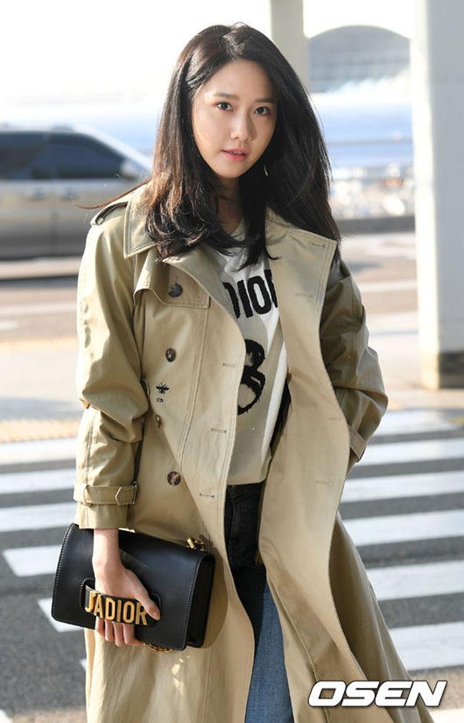 Im Yoona c/o OSEN