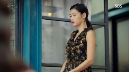 "Jun Ji Hyun in ""The Legend of the Blue Sea"" episode 12 c/o SBS"