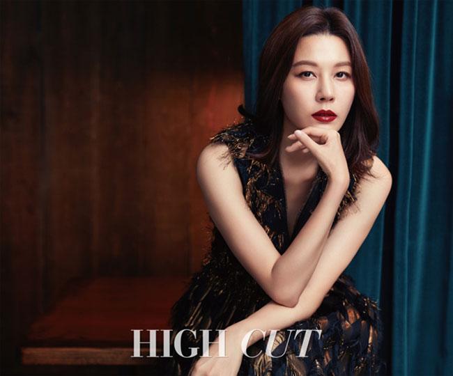 Kim Ha Neul c/o High Cut