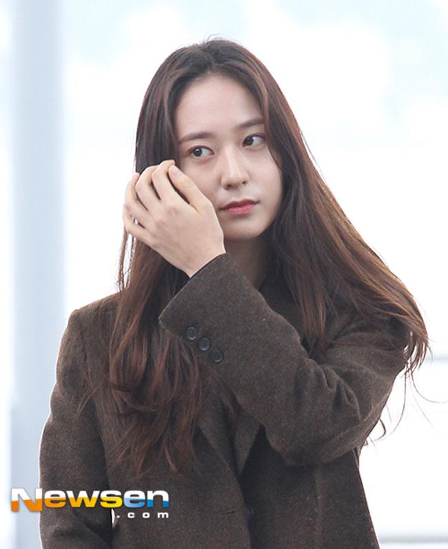 Krystal Jung c/o Newsen