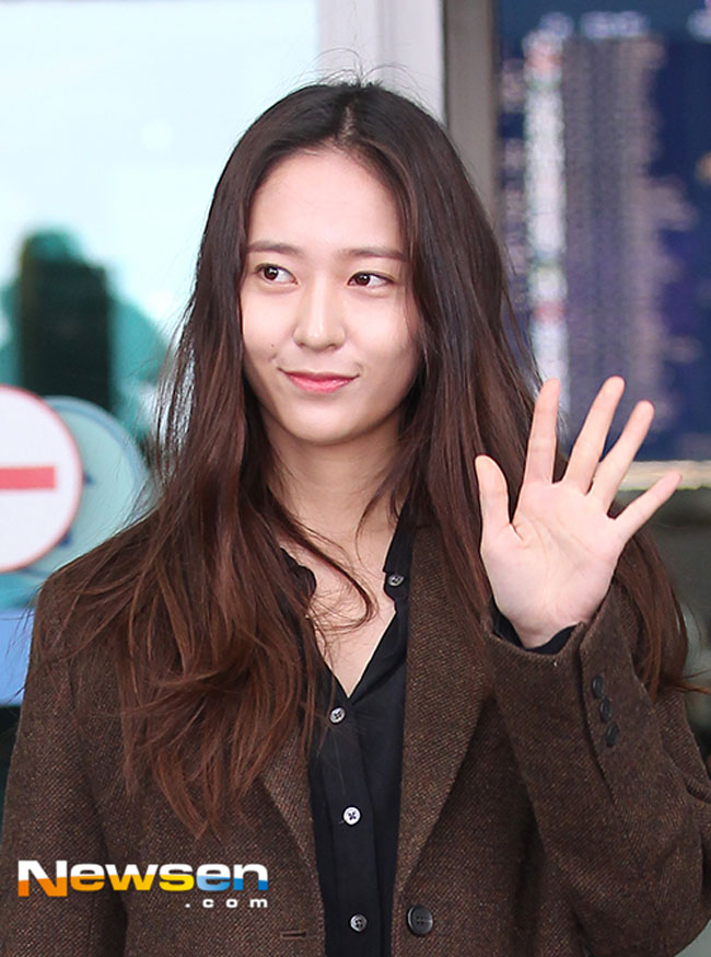 Krystal Jung's Airport Fashion – Drama Chronicles