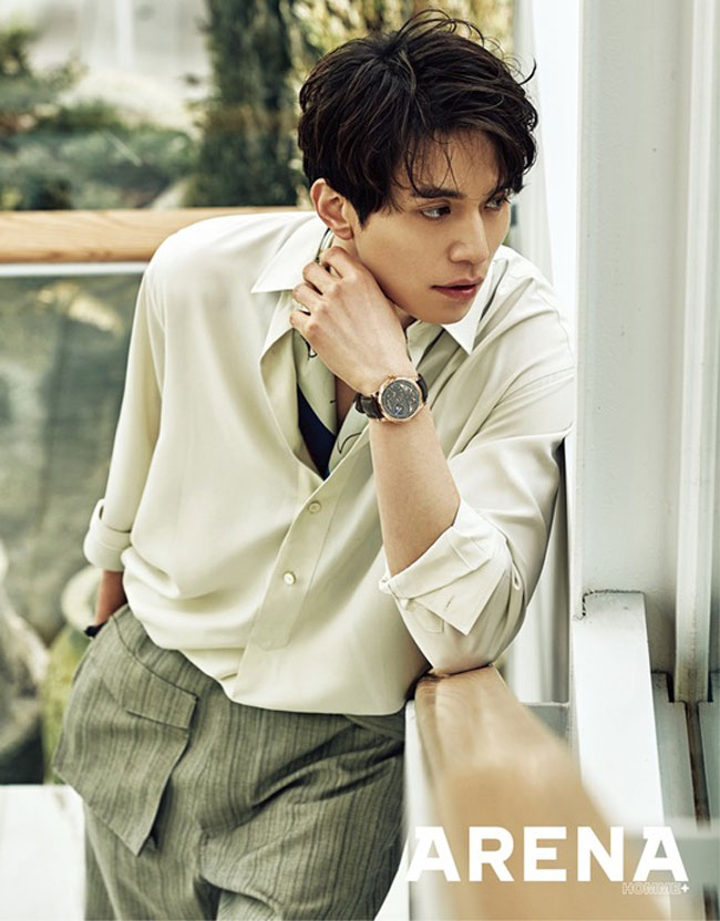 Lee Dong Wook c/o Arena