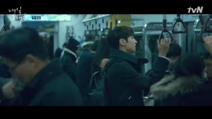 "Lee Je Hoon c/o ""Tomorrow With You"" tvN Ep 01"
