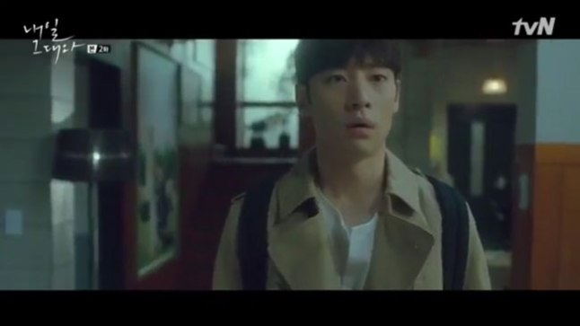 "Lee Je Hoon c/o ""Tomorrow With You"" tvN Ep 02"