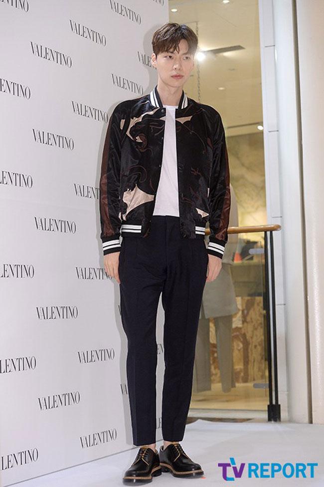 Ahn Jae Hyun c/o TV Report