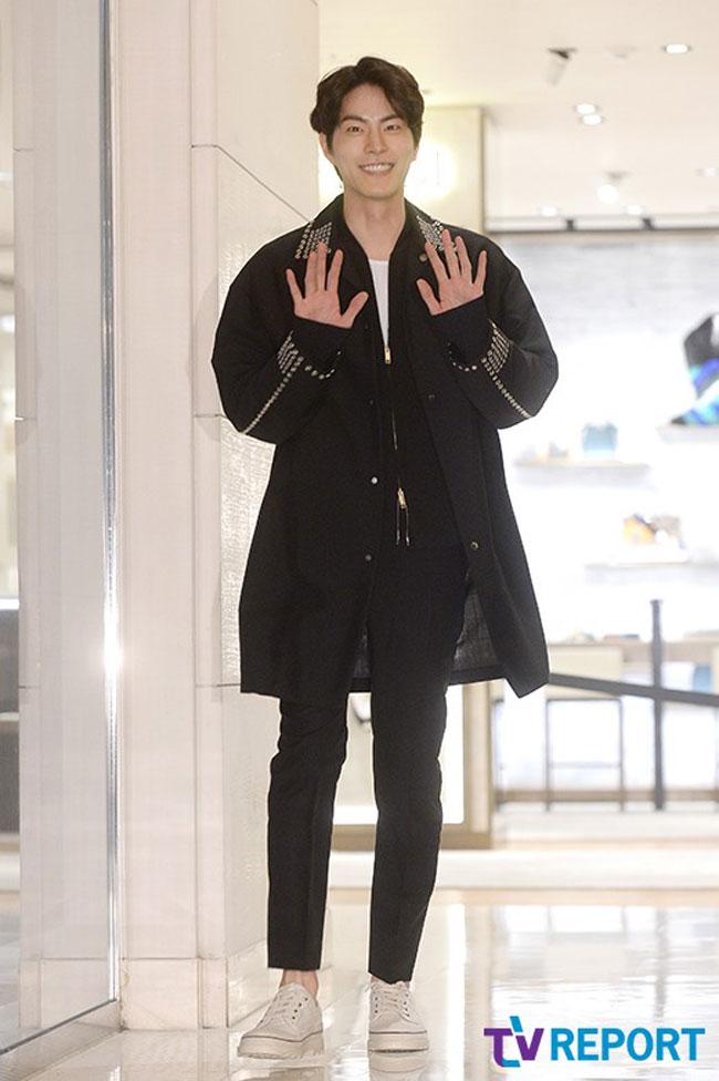 Gong Jong Hyun c/o TV Report