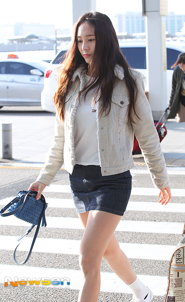 Lee Je Hoon Krystal Jung And Bts V S Airport Fashion Drama Chronicles