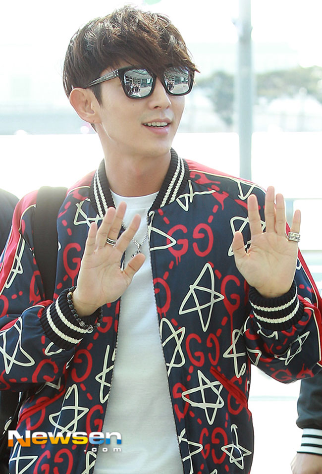 Lee Joon Gi c/o Newsen