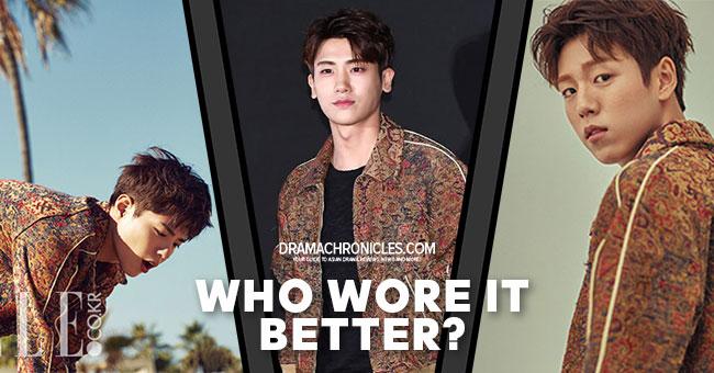 Who Wore It Better: Park Bo Gum vs Park Hyung Sik vs Lee
